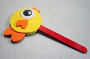 cómo hacer juguetes de material reciclado