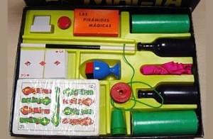 Juguetes para niños que quieren convertirse en mago