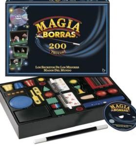 Juguetes para niños que quieren convertirse en un mago