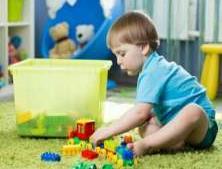 Comprar juguetes de segunda mano para niños.