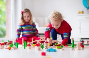 La seguridad de los juguetes infantiles