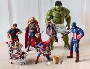 Los 5 mejores juguetes de superhéroes