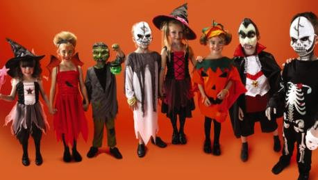 Disfraces infantiles para grupos