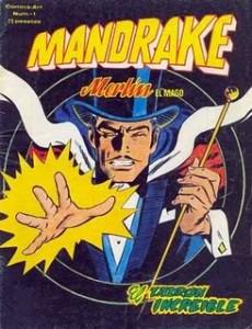 Los mejores magos del mundo del comic