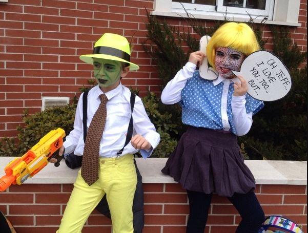 Los mejores disfraces de Carnaval para niños