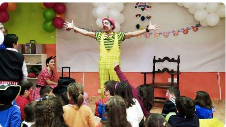 Animaciones infantiles en Valencia