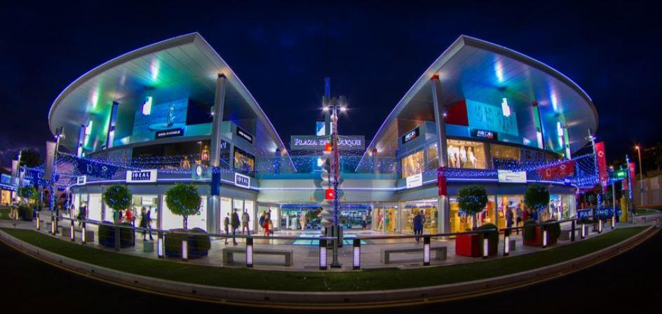 Centros comerciales en Tenerife