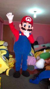 Muñecos para fiestas infantiles