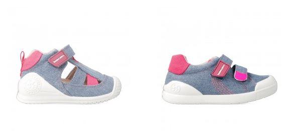 Zapatos para niños