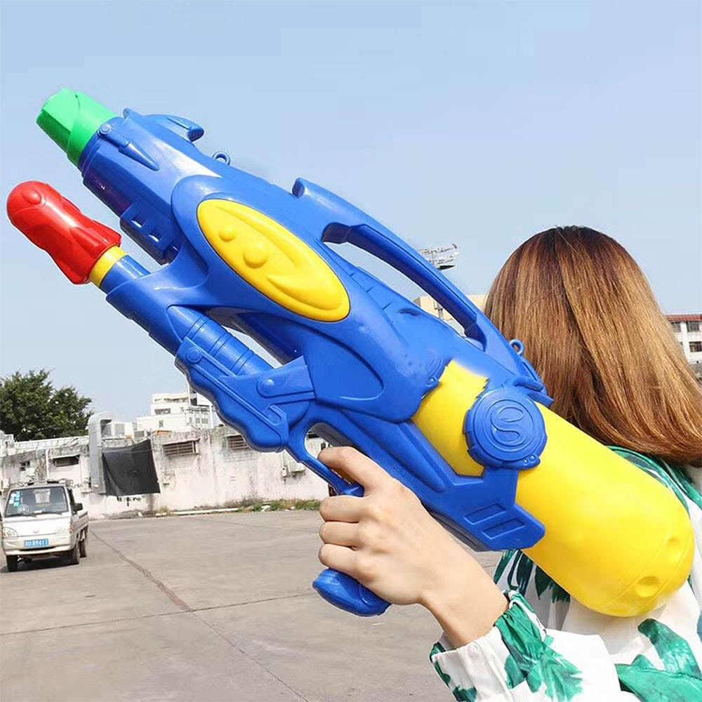 Cómo disfrutar al máximo este verano con las pistolas nerf
